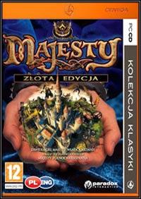 Okładka Majesty: The Northern Expansion (PC)