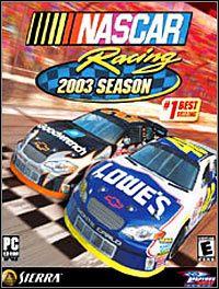 Okładka NASCAR Racing 2003 Season (PC)