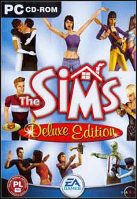 Okładka The Sims: Deluxe Edition (PC)