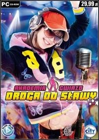 Okładka Akademia Gwiazd: Droga do Slawy (PC)