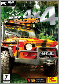 Okładka UAZ Racing 4x4 (PC)