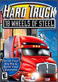 Okładka Hard Truck: 18 Wheels of Steel (PC)