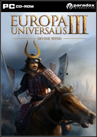 Okładka Europa Universalis III: The Divine Wind (PC)