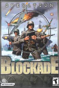 Operation Blockade (PC cover