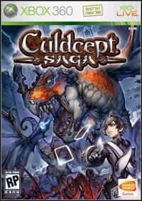 Game Box for Culdcept Saga (X360)