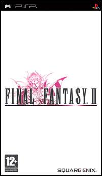 Okładka Final Fantasy II (PSP)