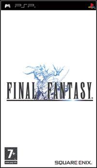 Okładka Final Fantasy (PSP)