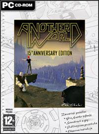 Okładka Another World: 15th Anniversary Edition (PC)