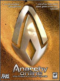 Okładka Anarchy Online (PC)