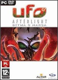 Okładka UFO: Afterlight (PC)