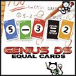 game Genius DS: Equal Cards