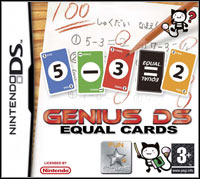 Game Box for Genius DS: Equal Cards (NDS)
