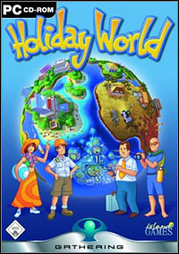 Game Box for Holiday World (PC)