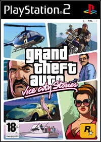 Game Grand Theft Auto: Vice City Stories (PSP) cover