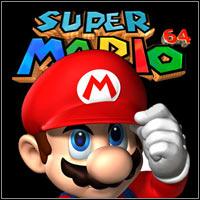 Okładka Super Mario 64 (Wii)