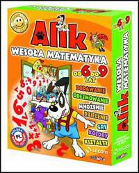 Okładka Alik: Wesola matematyka (PC)