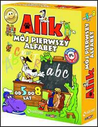 Okładka Alik: Moj pierwszy alfabet (PC)
