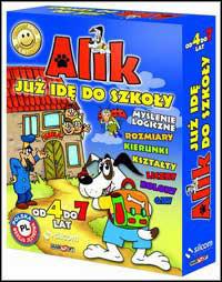 Okładka Alik: Juz ide do szkoly (PC)