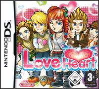 Okładka Love Heart (NDS)