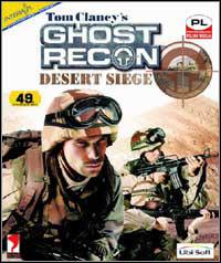 Okładka Tom Clancy's Ghost Recon: Desert Siege (PC)