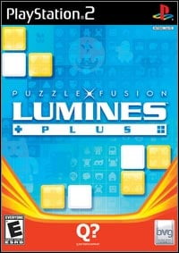 Game Box for Lumines Plus (PS2)