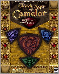 Game Box for Dark Age of Camelot: Shrouded Isles (PC)