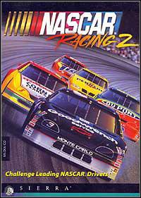 Okładka NASCAR Racing 2 (PC)
