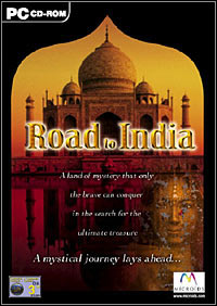Game Box for Road to India (PC)