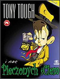 Okładka Tony Tough and the Night of Roasted Moths (PC)