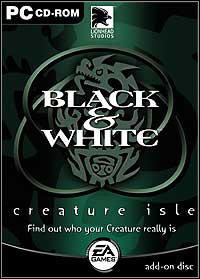 Okładka Black & White: Creature Isle (PC)