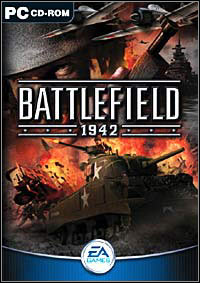 Okładka Battlefield 1942 (PC)