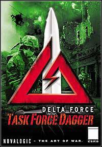 Okładka Delta Force: Task Force Dagger (PC)