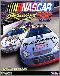 Okładka NASCAR Racing 2002 Season (PC)