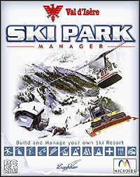 Okładka Ski Park Manager (PC)
