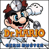 Game Box for Dr. Mario & Germ Buster (Wii)