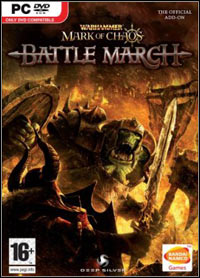 Game Box for Warhammer: Mark of Chaos - Battle March (PC)