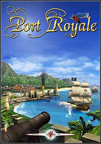 Game Box for Port Royale (PC)