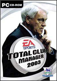 Okładka Total Club Manager 2003 (PC)