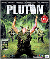 Game Box for Platoon: The 1st Airborne Cavalry Division in Vietnam (PC)
