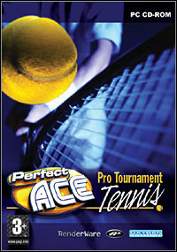 Game Box for Perfect Ace: Pro Tournament Tennis (PC)