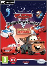 Okładka Cars Toon: Mater's Tall Tales (PC)