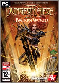 Okładka Dungeon Siege II: Broken World (PC)