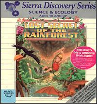 Okładka EcoQuest 2: Lost Secret of the Rainforest (PC)