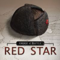 Game Box for Order of Battle: Red Star (PC)