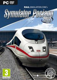 Okładka RailWorks: Train Simulator 2013 (PC)