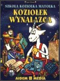 Okładka Matolek the Goat the Inventor (PC)