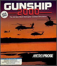 Okładka Gunship 2000 (PC)