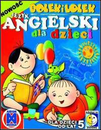 Okładka Benny and Lenny: English for children (PC)
