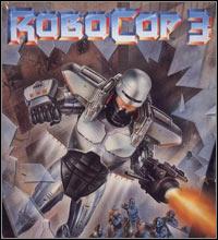 Okładka RoboCop 3 (PC)