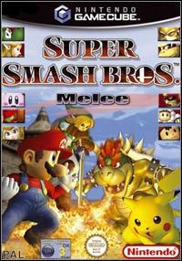 Okładka Super Smash Bros. Melee (GCN)